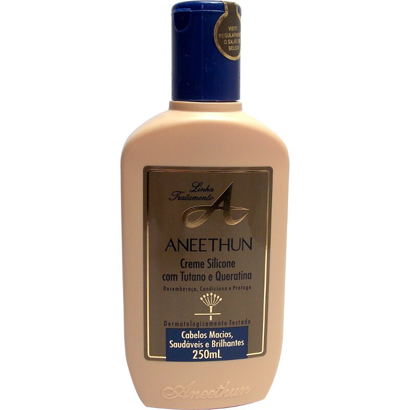 Aneethun Creme de Silicone Linha A 250ml